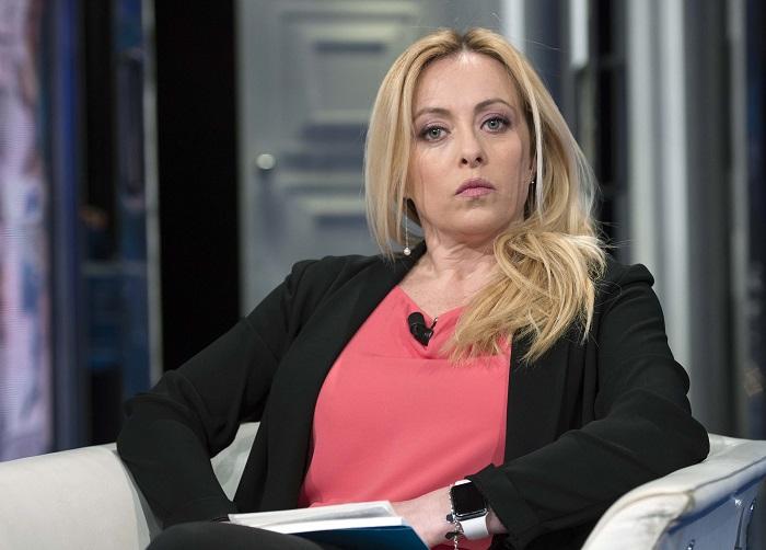 Confcommercio incontra Giorgia Meloni
