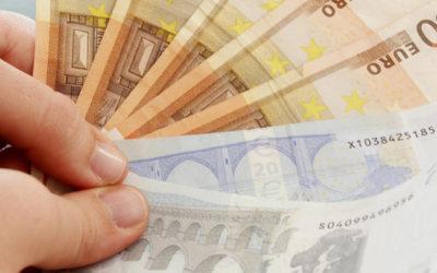 Uso del contante – progressiva diminuzione del limite consentito nelle transazioni