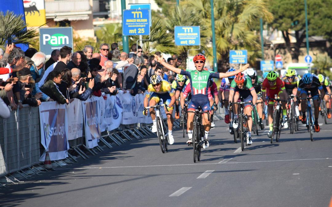 Cuneo Imperia. Una corsa ciclistica segna l'unione dei due territori del turismo verde azzurro