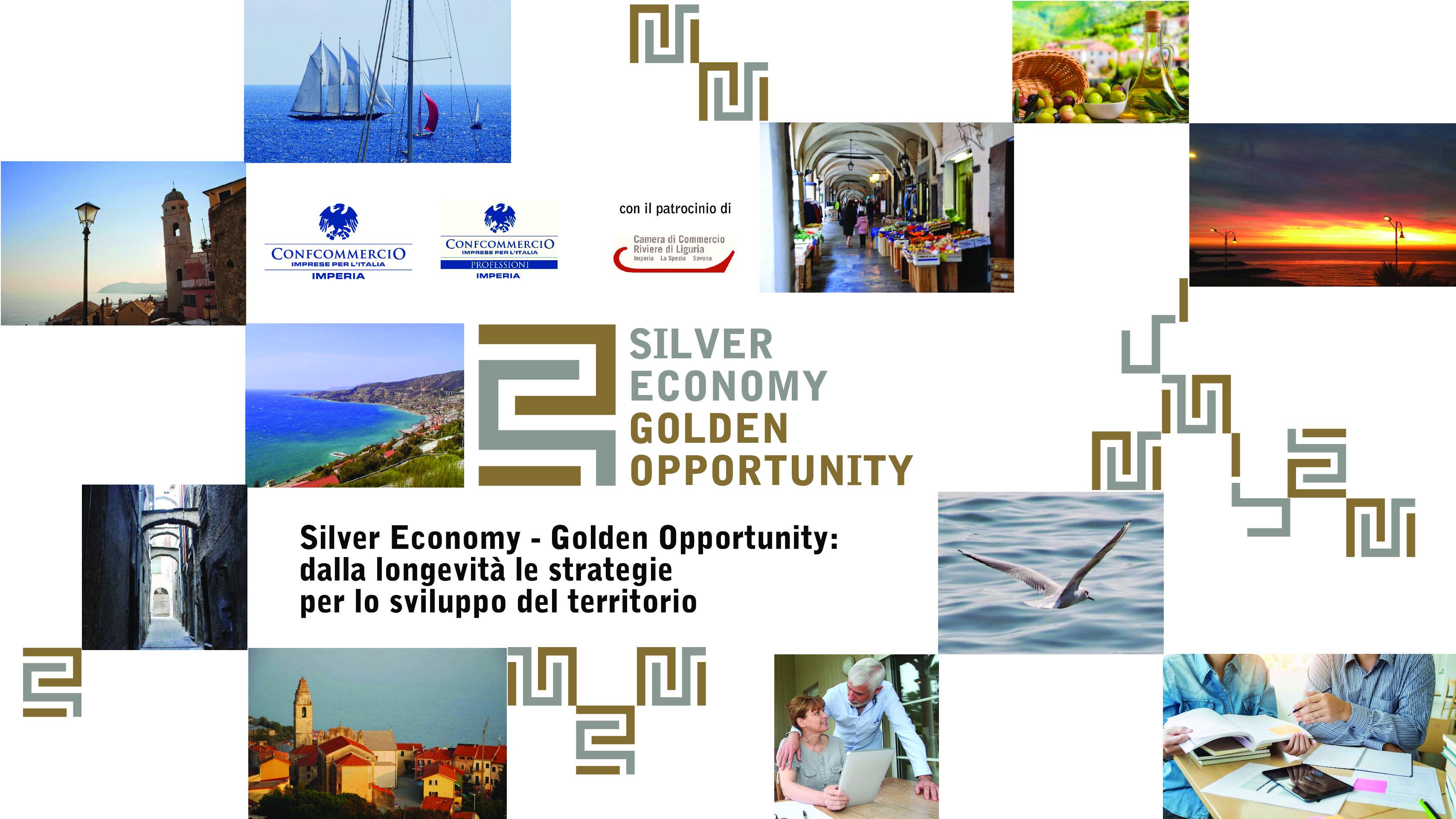 Il 29 giugno a Imperia un convegno sulla silver economy: dalla longevità nuove strategie di crescita