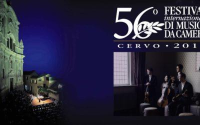 Martedì 6 Agosto un'altra serata imperdibile al Festival di Cervo