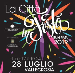 Vallecrosia in Festa 'Bon Patu'