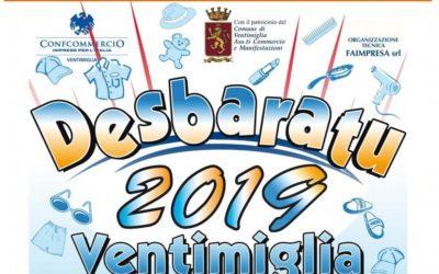 Giornata di shopping a Ventimiglia con Desbaratu