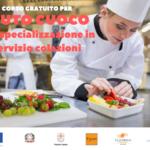 Corso gratuito per Aiuto Cuoco. Prorogata all'8 Novembre la scadenza per iscriversi