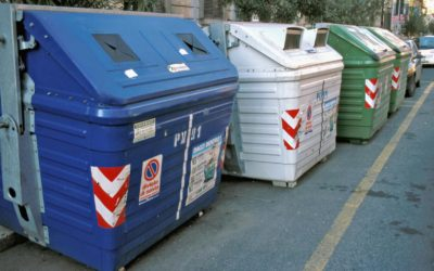 Tassa sui rifiuti sempre più cara per le imprese del terziario