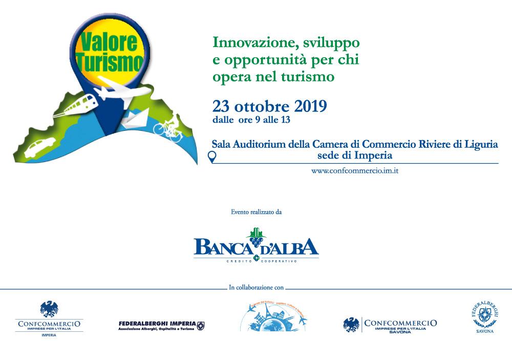 Valore turismo: a Imperia l'evento di formazione realizzato da Banca d'Alba e Confcommercio per valorizzare le imprese turistiche