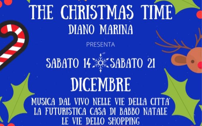 Diano Marina si veste a festa aspettando Natale