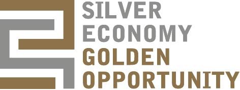 """""""Silver and the City""""  Più consumi, più turismo, più crescita: la terza età """"ringiovanisce"""" l'economia. Genova, 7 febbraio 2020 dalle ore 10 – Centro congressi Magazzini del Cotone."""