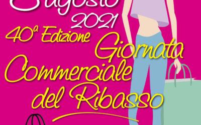 A Bordighera, Domenica 8 agosto, giornata di shopping e divertimento con la 40° Giornata Commerciale del Ribasso